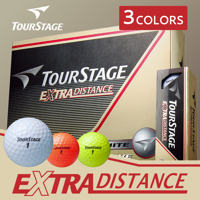 TOUR STAGE14 EXTRA DISTANCE 1ダース ツアーステージ BRIDGE STONE